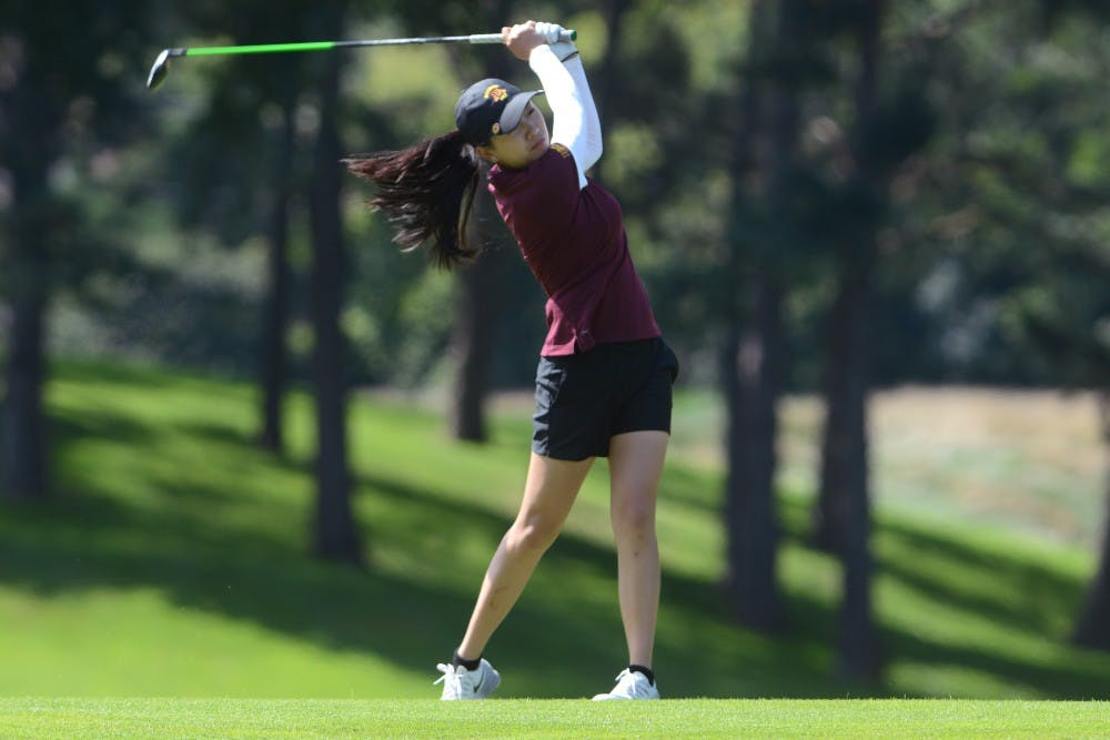 Gophers finish tied for 11th in the Clover Cup