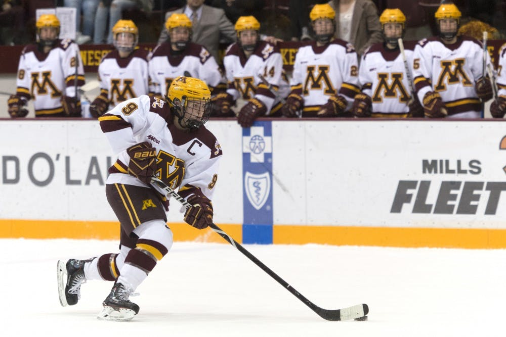 Gophers take first game of series against Mankato