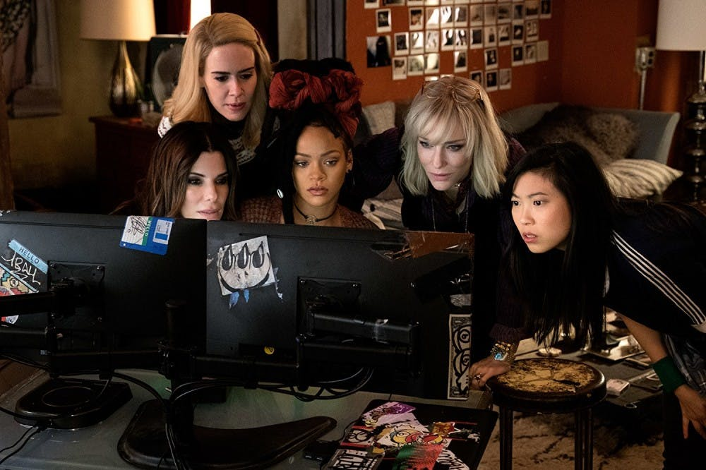 """This week in movies: """"Ocean's 8"""" and """"Hereditary"""""""