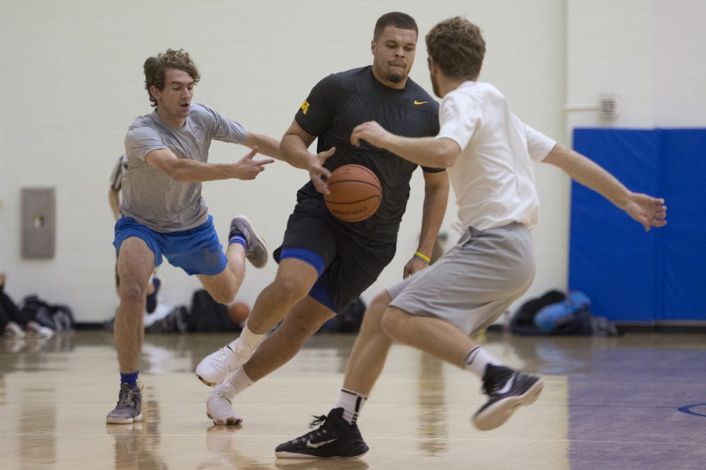 After quitting Minnesota football, Noah Scarver becomes dominant force on intramural circuit