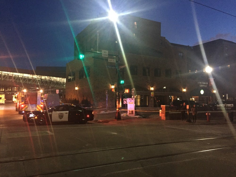 2 others with man holed up in Minneapolis hotel