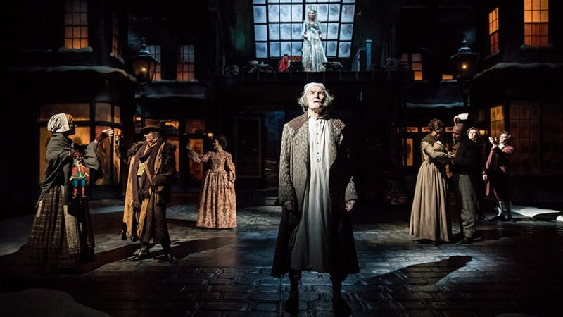 "The Guthrie Theater presents Charles Dickens' ""A Christmas Carol"" for the 43rd year through Dec. 30."