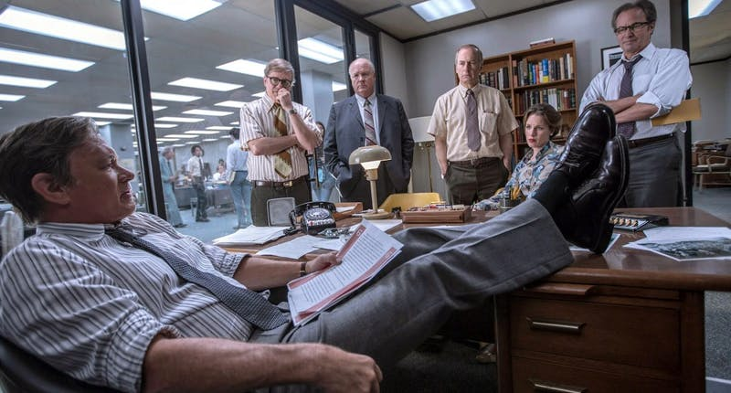 The Post, a film chronicling the release of the Pentagon Papers by journalists played by Meryl Streep and Tom Hanks, was wide-released on Jan. 12.