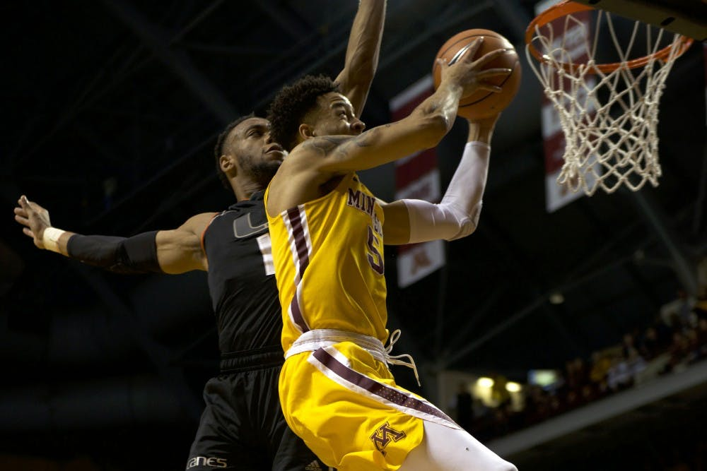 After staying home and betting on the Gophers, Amir Coffey thrives as sophomore