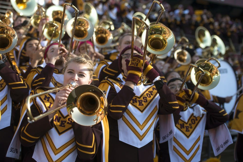 WATCH: UMN Marching Band performs in Super Bowl
