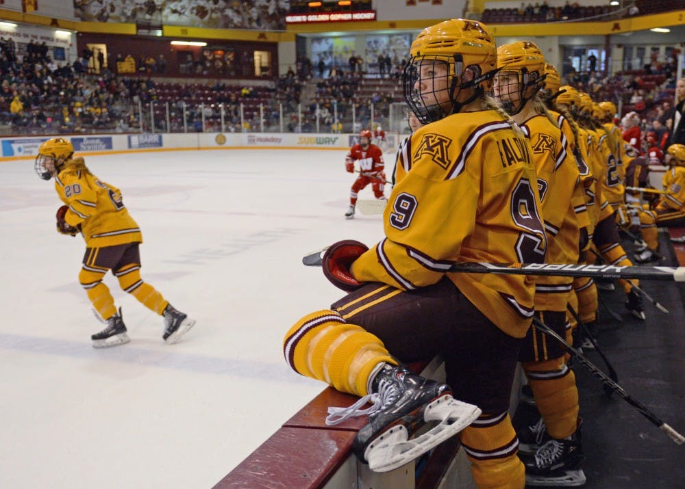 Gophers' senior captain thrives in both facets of the game