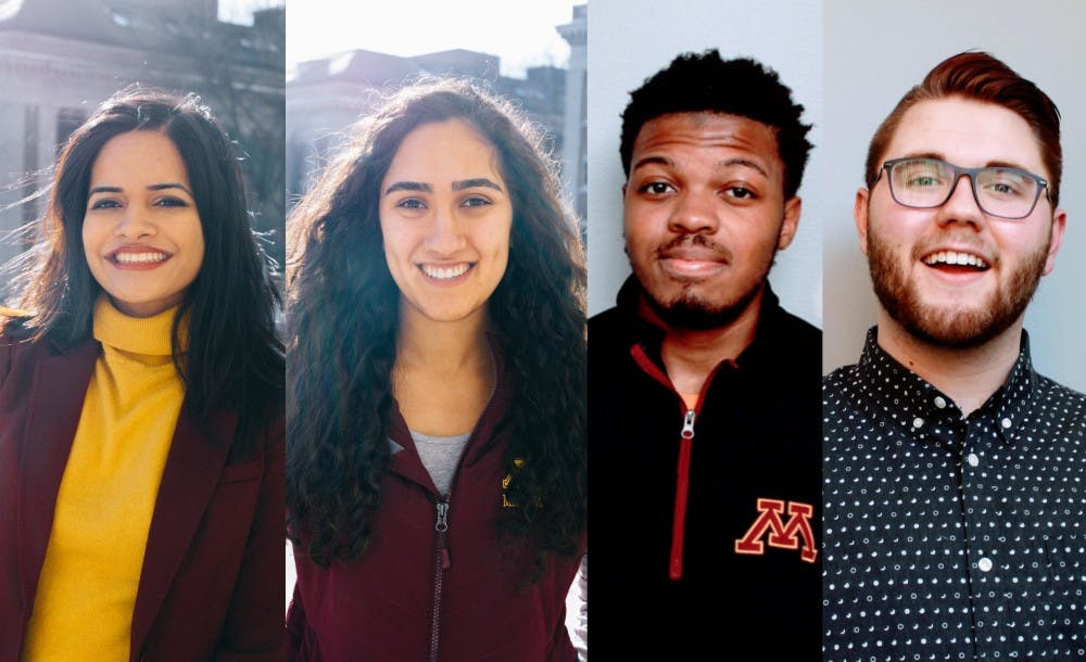 The all-campus elections start today. Here's what is on the ballot.