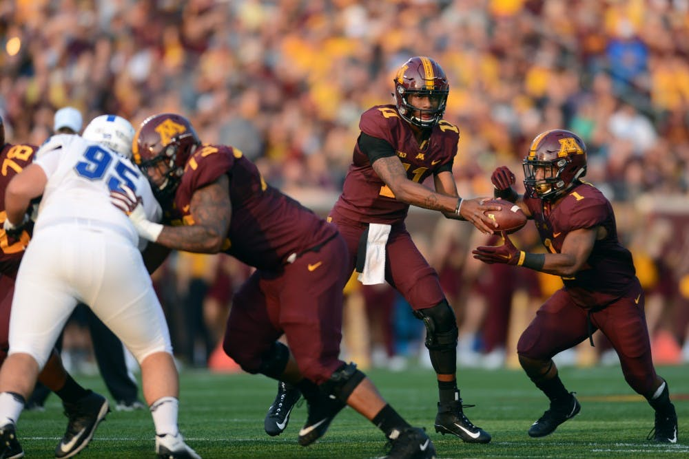 Quarterback Demry Croft won't play in Saturday's game due to personal issues