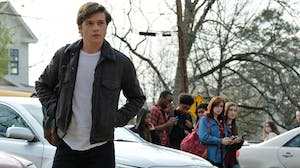 Nick Robinson in Love, Simon.