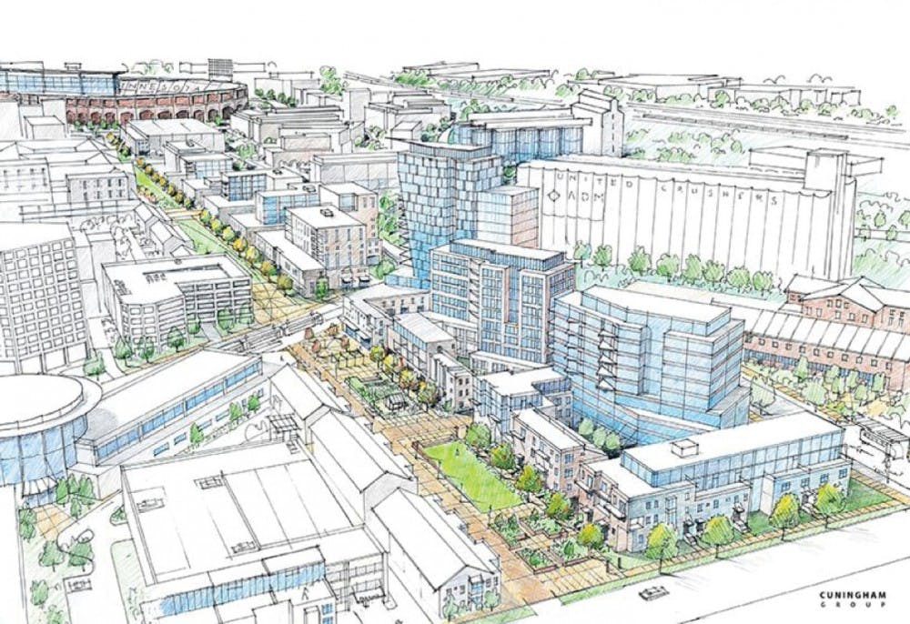 Prospect Park looks to future with diversified housing options