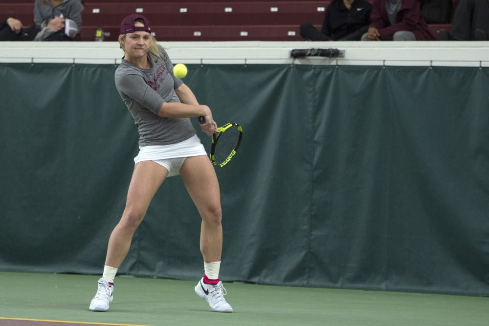 The Gophers drop two matches in Missouri