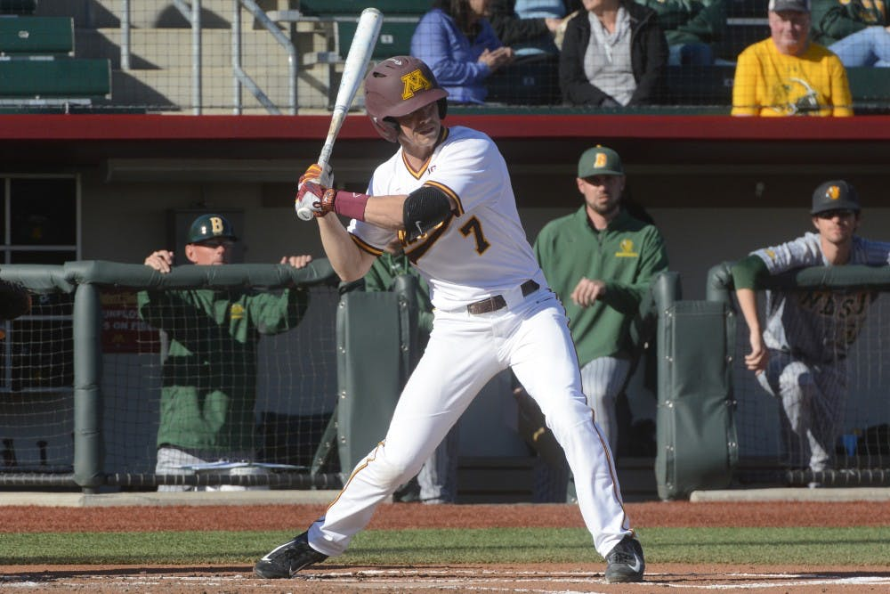 Gophers baseball wins first two home games