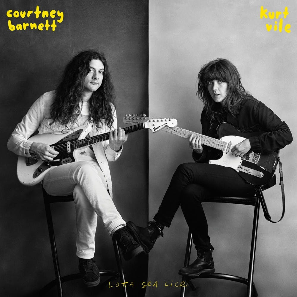 Review: Courtney Barnett and Kurt Vile's 'Lotta Sea Lice'