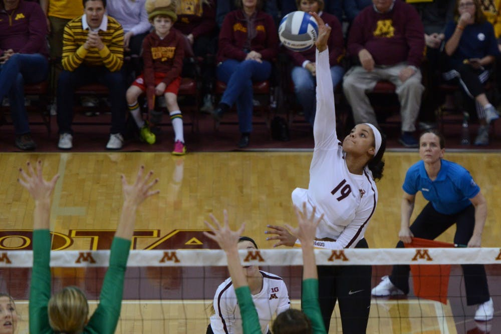 Gophers advance to third round of NCAA tournament with win over Northern Iowa