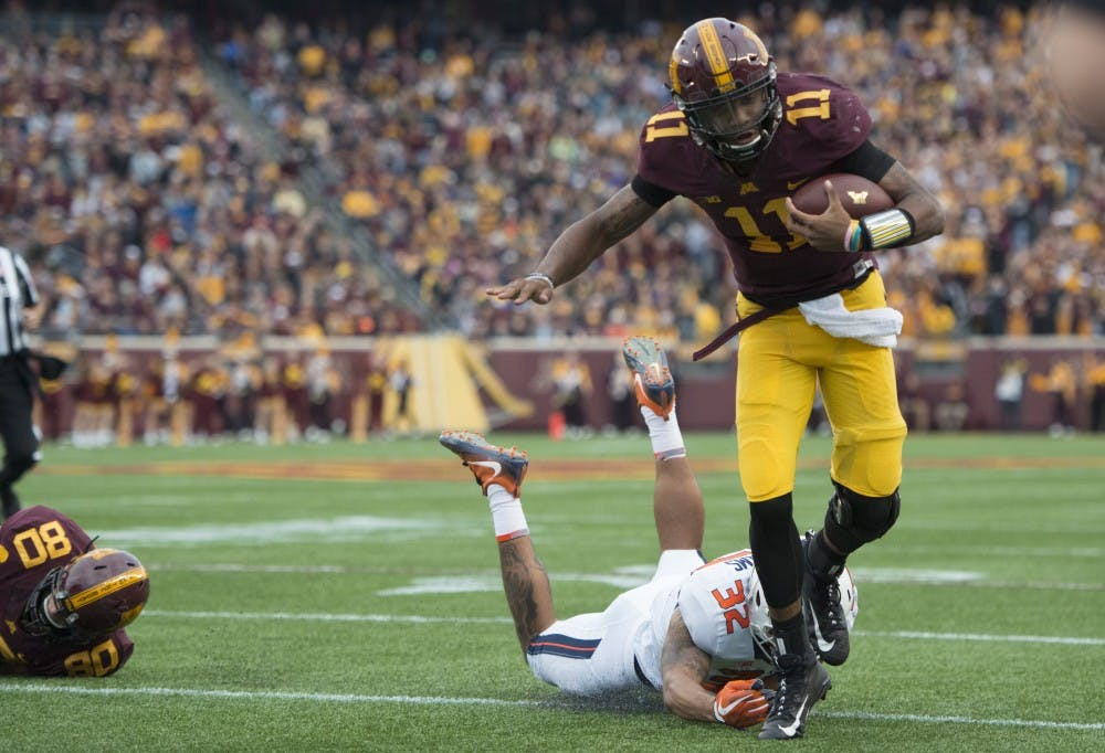 After Croft's performance against Illinois, Fleck goes back to co-starters