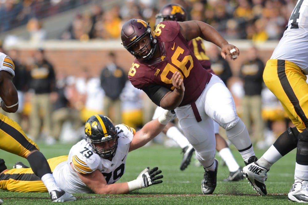 Unnoticed in stats, Steven Richardson makes impact on Minnesota defense