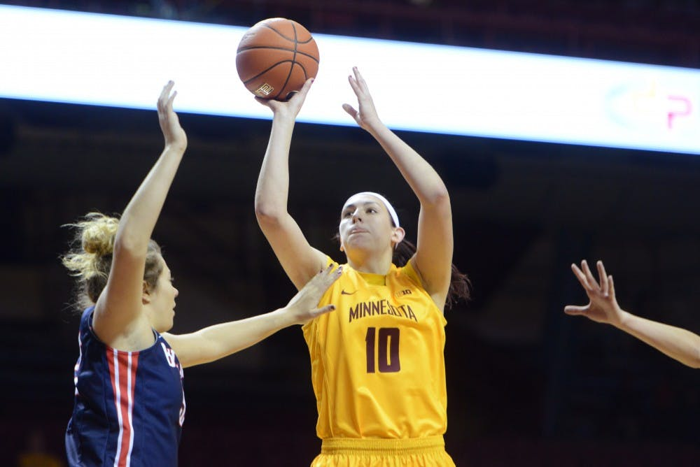 With more upperclassmen, Gophers bring experience to new season