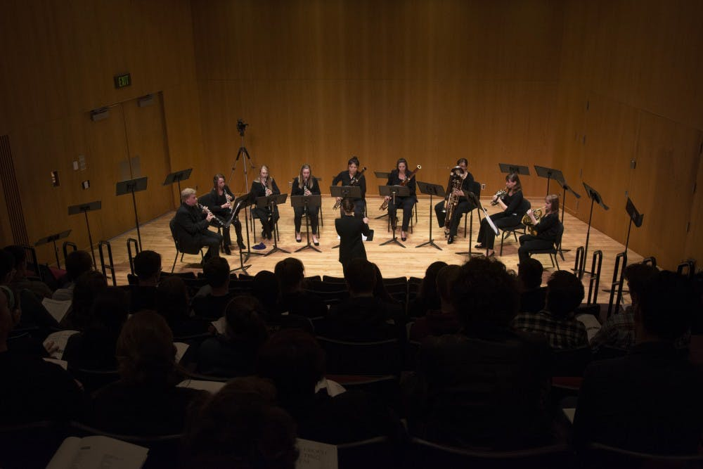 The University of Minnesota School of Music hosts final concerts of 2017