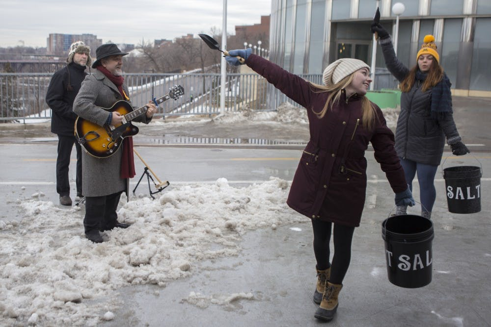 UMN researchers to use music videos to raise environmental awareness
