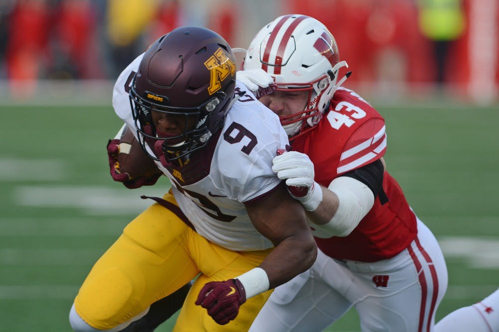 Fleck on No. 5 Wisconsin: 'We're excited for the challenge'