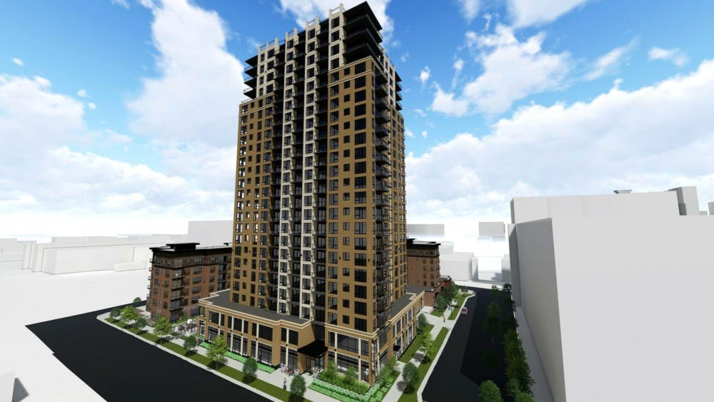 Minneapolis Heritage Preservation Commission denies 25-story apartment pitched for Marcy-Holmes
