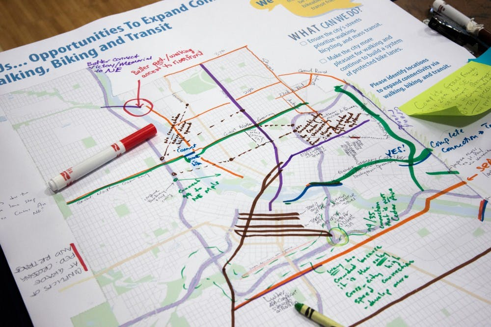 City of Minneapolis, local neighborhoods map out future