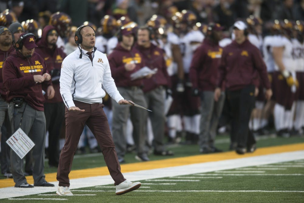 P.J. Fleck keeps focus on culture in first year