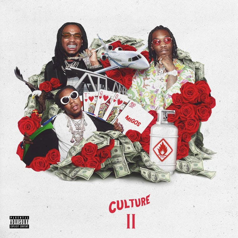 """Culture II"" album cover."