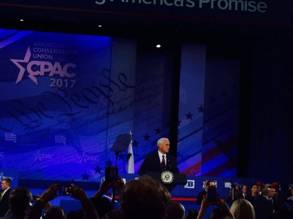 Vice President Pence Delivers Electrifying CPAC Address