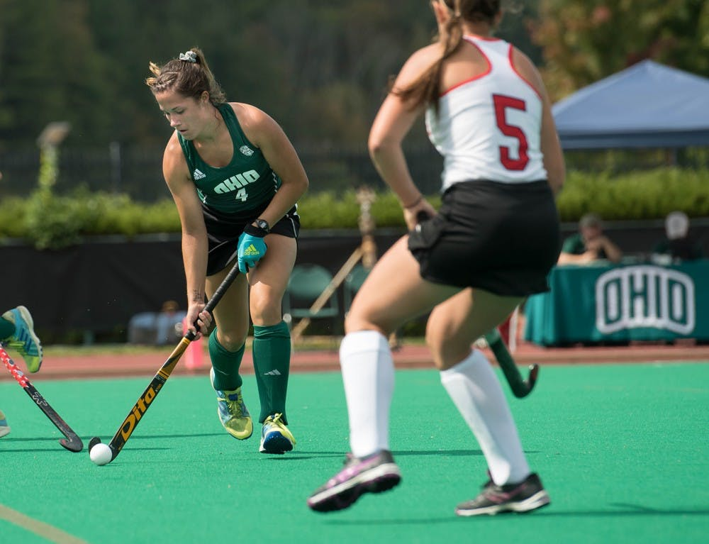 Field Hockey: Bobcats face MAC test Friday