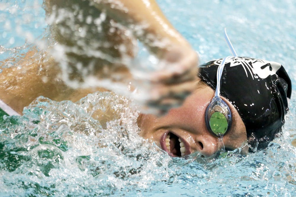 Swim and Dive: Ohio looks for top-half finish at MAC Championships