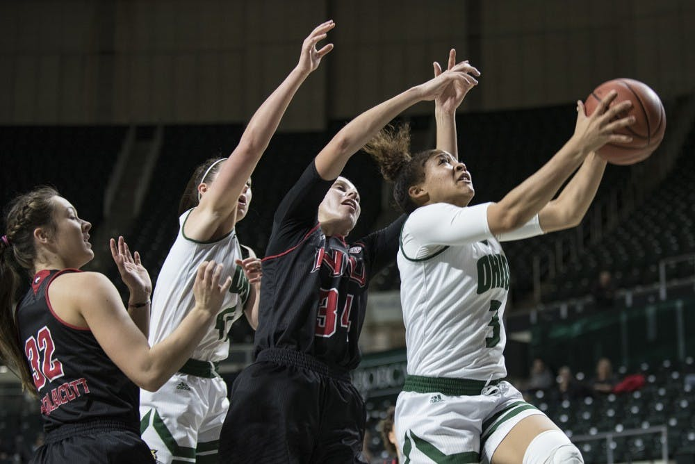 Women's Basketball: Ohio will need to play elite defense to defeat Central Michigan, the best team in the MAC