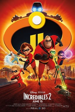 'Incredibles 2' was released Friday, and it is a superhero movie everyone should see. (via @TheIncredibles on Twitter).