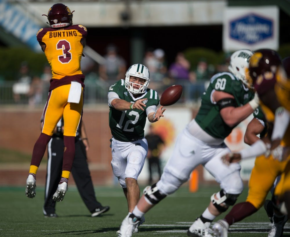 Football: Three key things from Ohio's 26-23 loss to Central Michigan