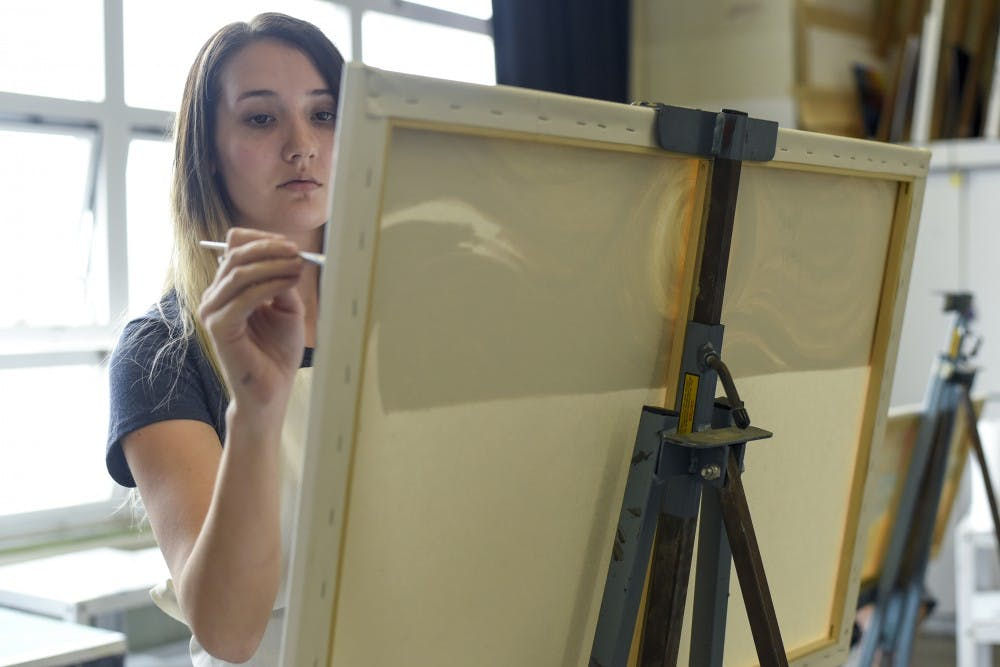 Portrait painting evolves with time but remains a part of artistic tradition
