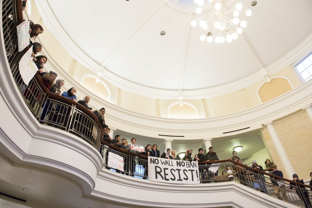 University's protest policy is unpopular, but likely constitutional