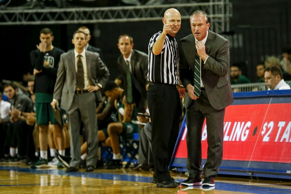 Men's Basketball: Ohio's defense, or lack thereof, a major problem in 108-82 loss to Buffalo