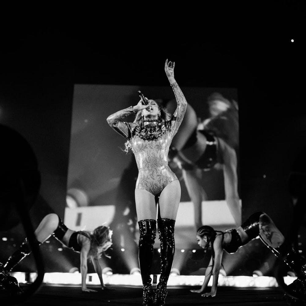 Beyonce's career turned 20 this weekend