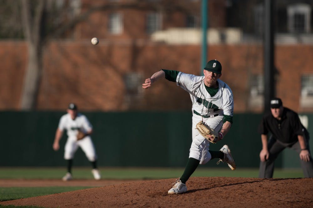Baseball: Ohio has a lot to work with in its bullpen
