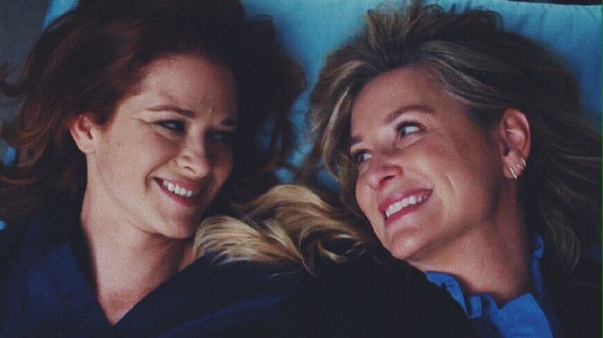 TV Review: There's a new couple on 'Grey's Anatomy'