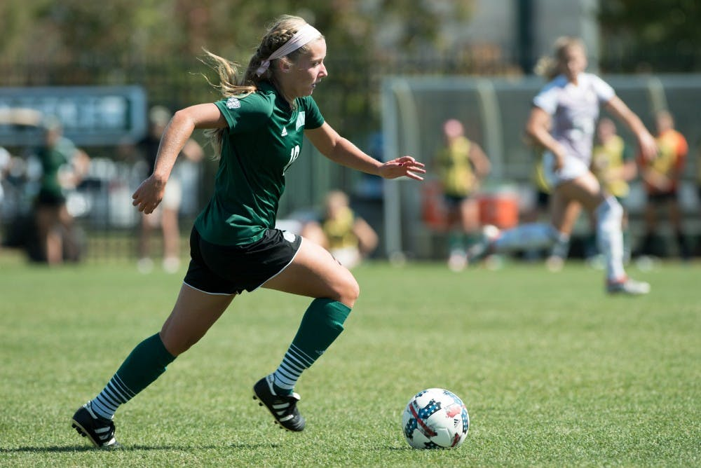 Soccer: Bobcats look to build off strong start to MAC play