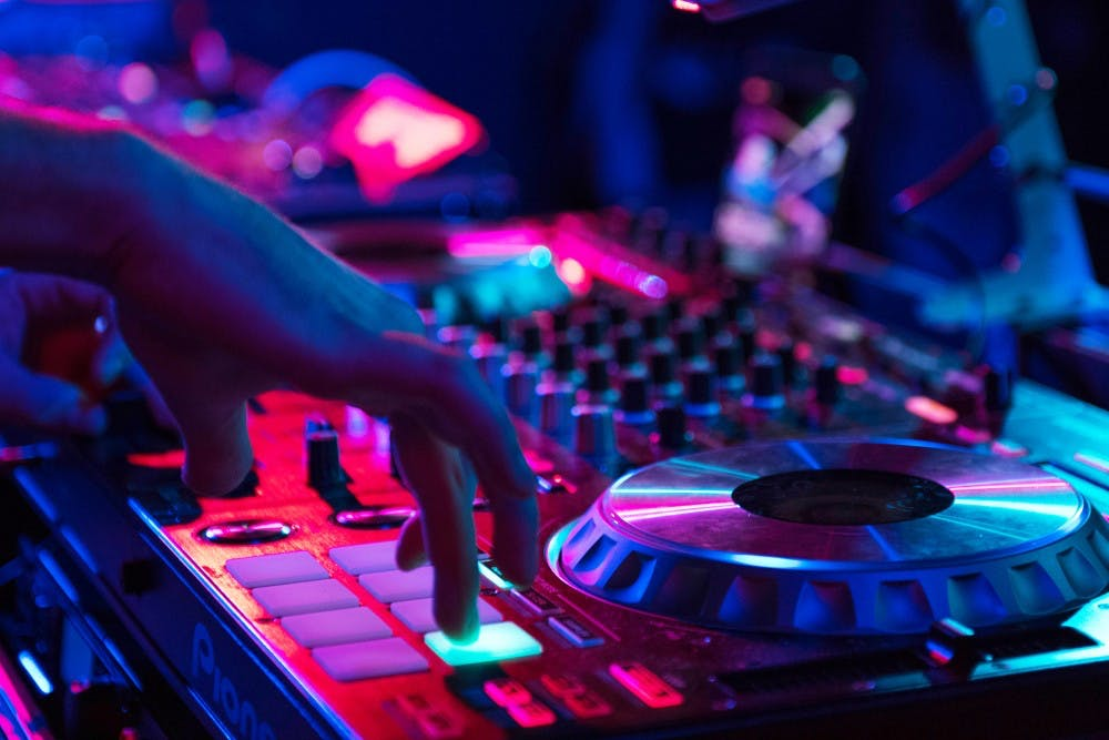 Students express different preferences when listening to music