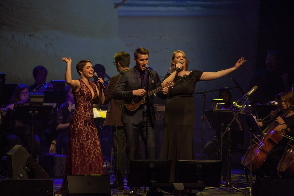 School of Music finishes 100th anniversary with Broadway for the Holidays