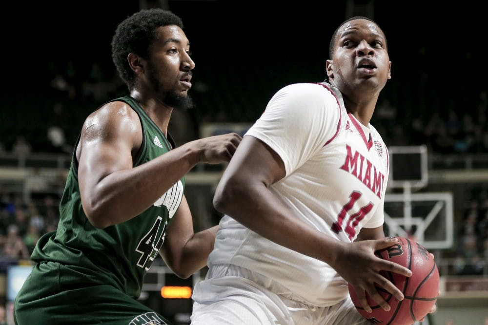 Men's Basketball: Ohio set to prove it belongs in Mid-American Conference picture