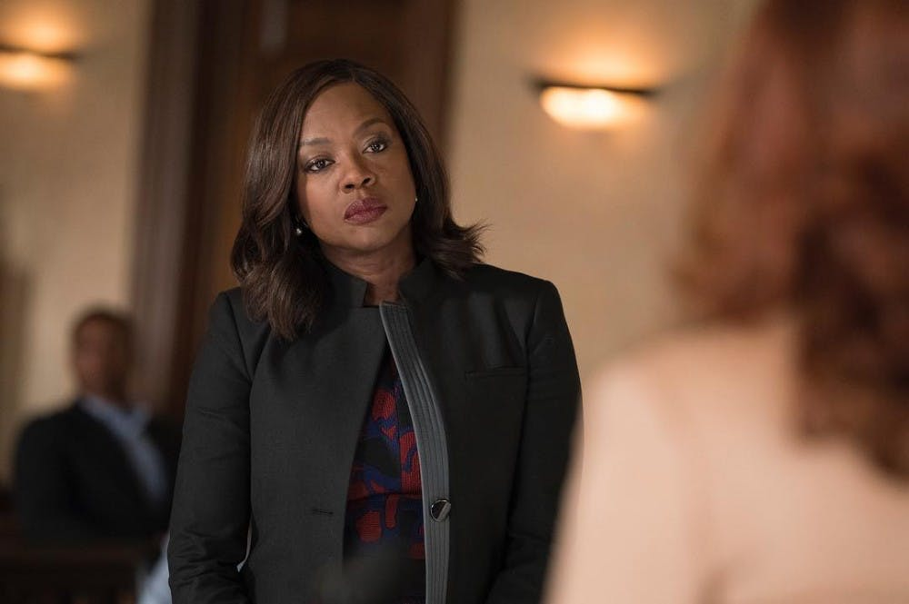 TV Review: Family reunions and a custody battle dominate 'How to Get Away with Murder'