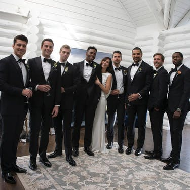 Drama is stirred up during the first group date of Becca Kufrin's season of 'The Bachelorette.' (via @bacheloretteabc on Instagram).