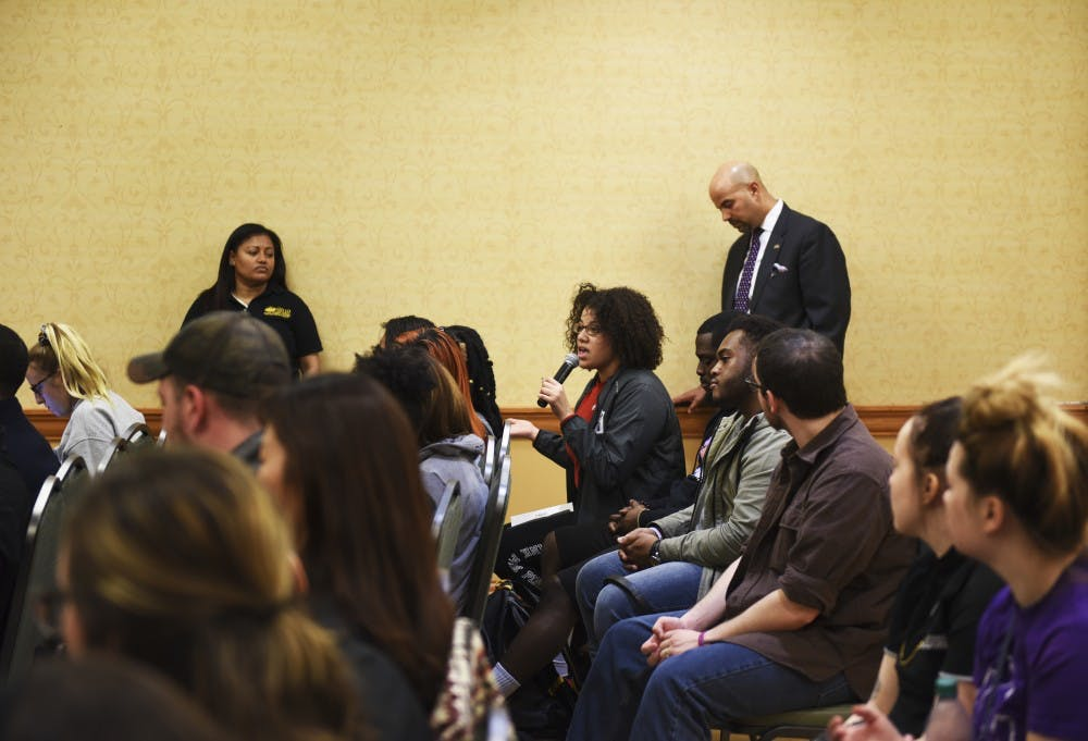 What students want in the next Ohio University vice president for diversity and inclusion
