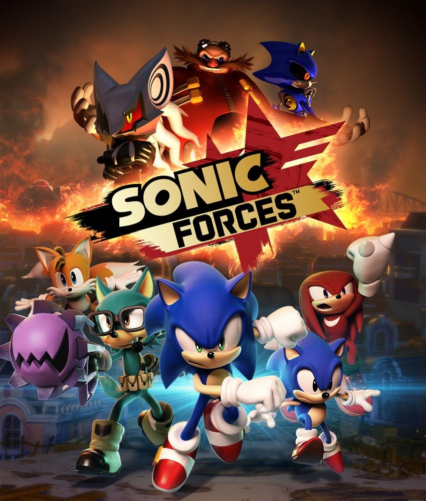 Video Game Review: 'Sonic Forces' lacks originality