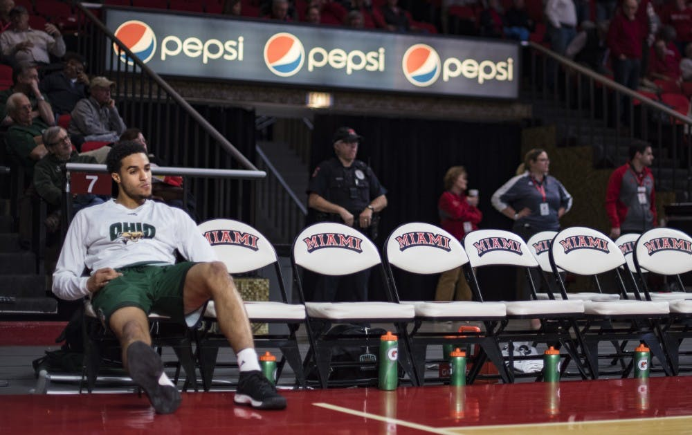 Men's Basketball: Injuries prevent Ohio from knowing what the season might have been