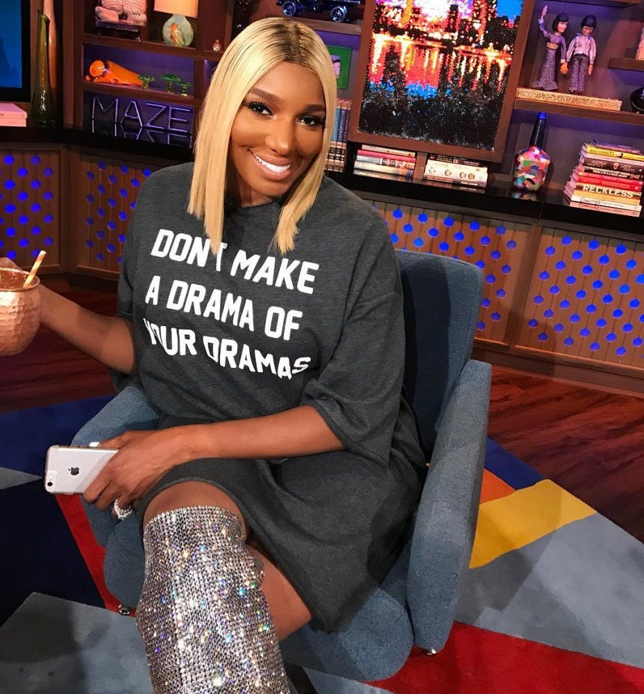 TV Review: NeNe Leakes and all of her shade return to 'Real Housewives of Atlanta'